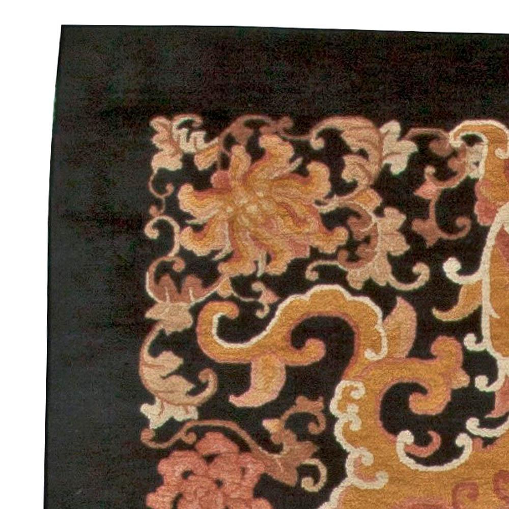 Chinese Vintage Rug BB5968