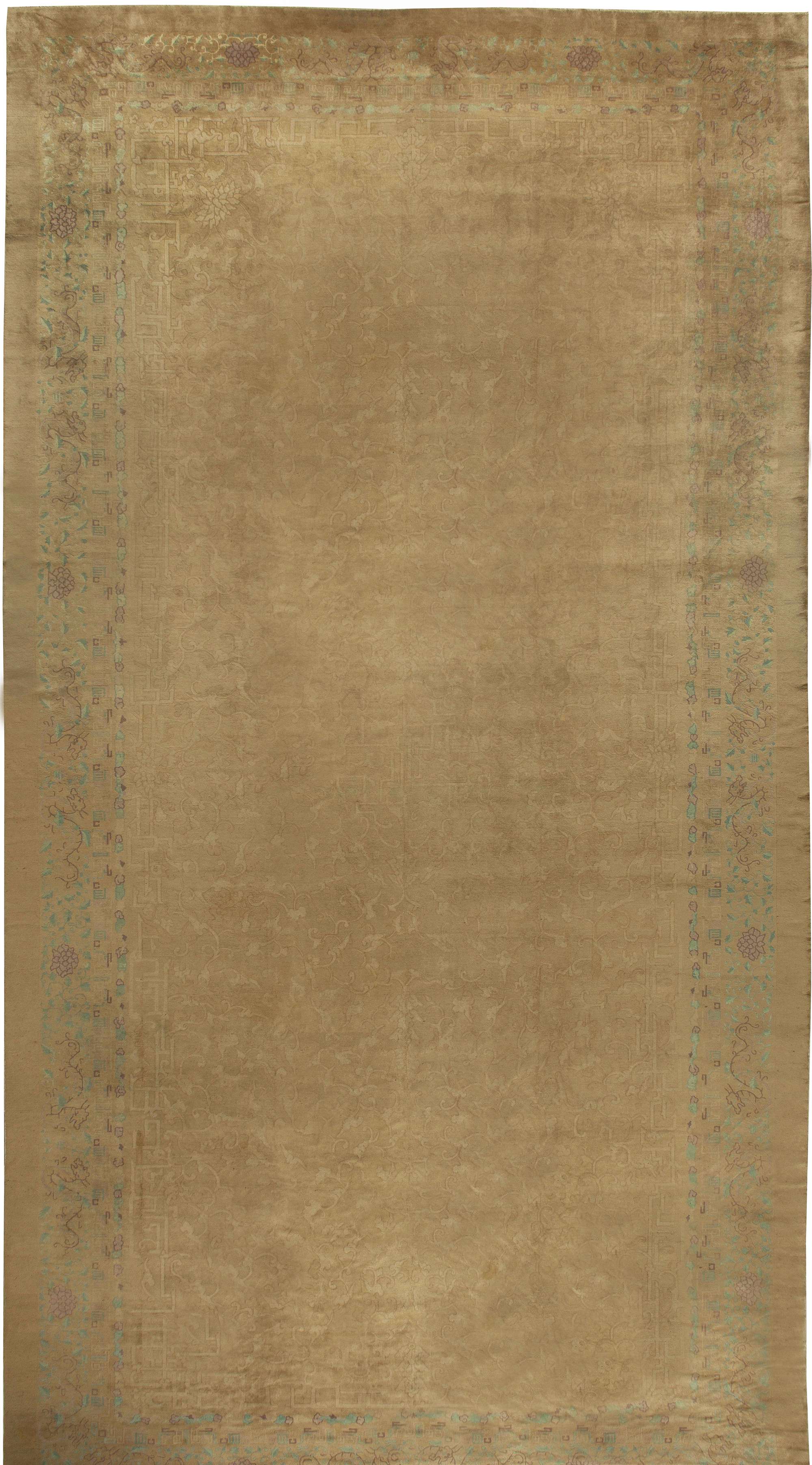Vintage Chinese Rug (size adjusted) BB6130