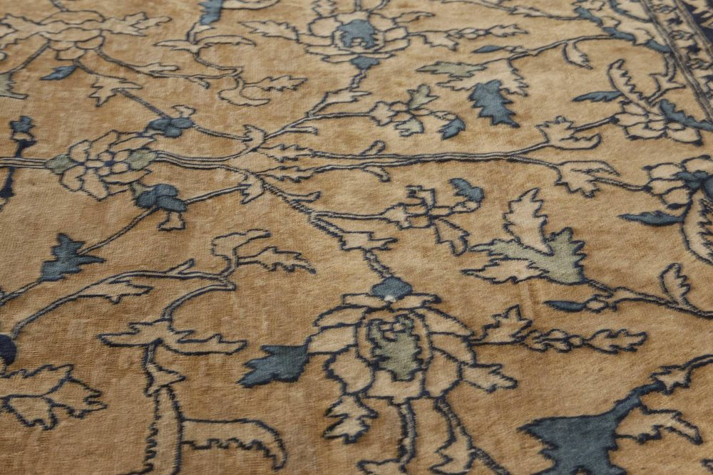Large Vintage Chinese Rug BB5938