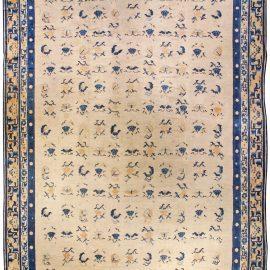 Vintage Chinese Carpet BB3574
