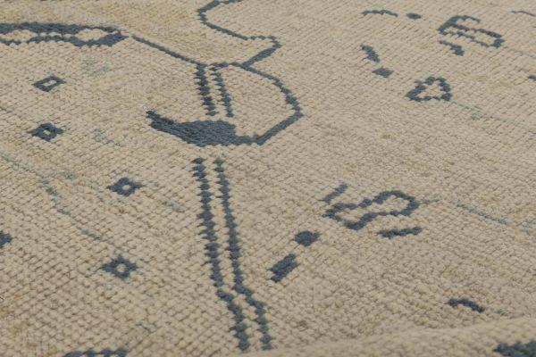 Vintage Chinese Carpet BB3749