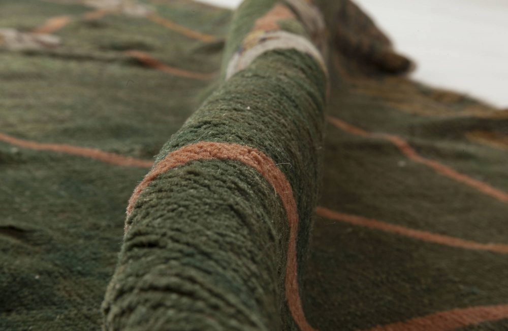 Vintage Savonnerie Carpet BB3780
