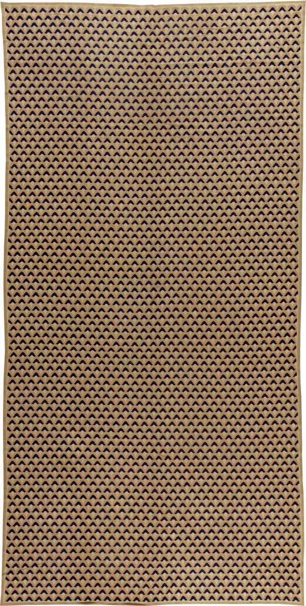 Antique Portuguese Needlepoint Carpet BB0725