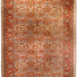 Antique English Axminster Carpet BB1162