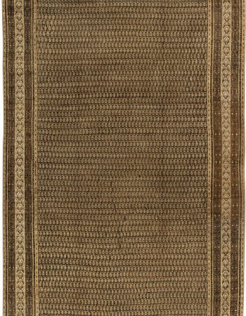Large Antique Indian Agra Rug BB5054