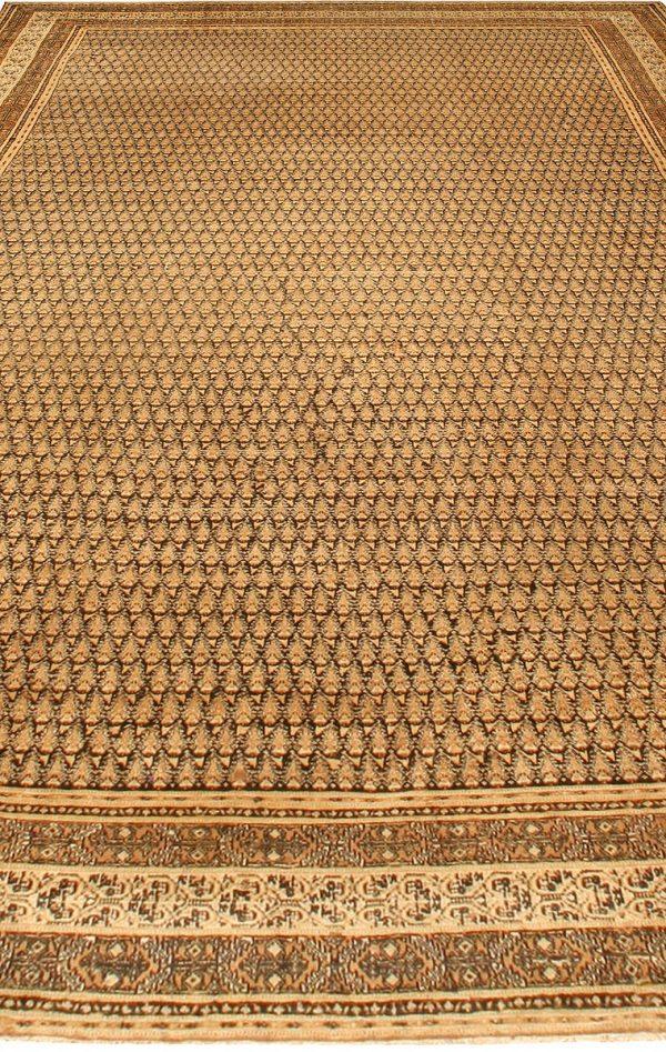 Vintage Indian Agra Rug BB4670