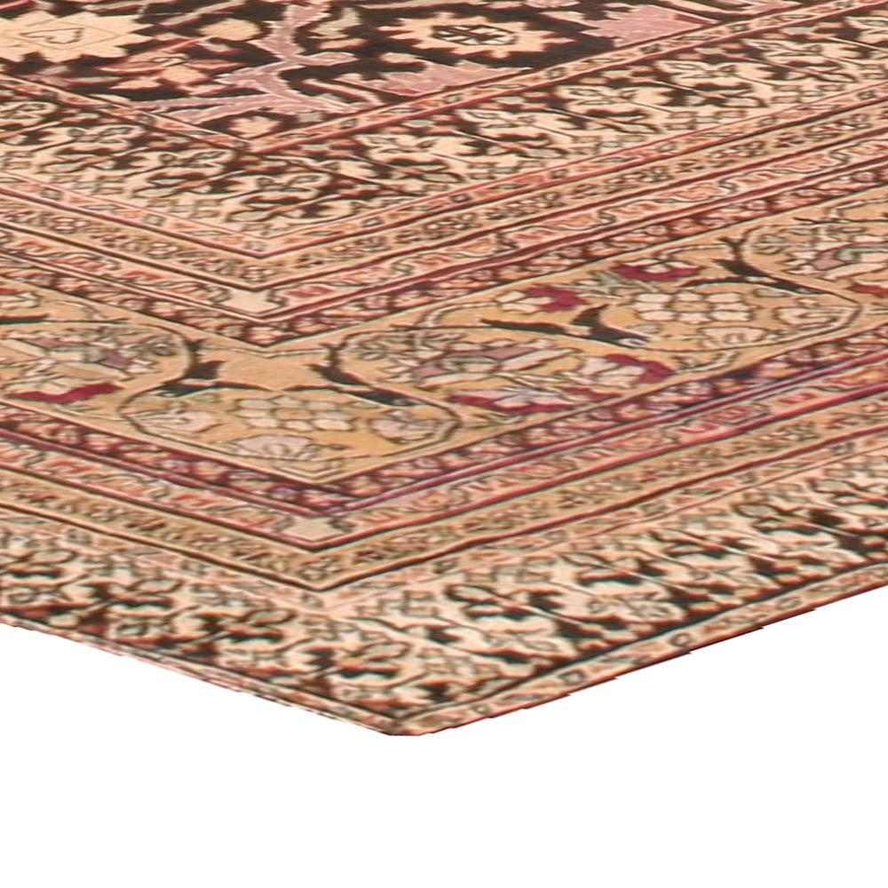Antique Indian Agra Rug BB1557