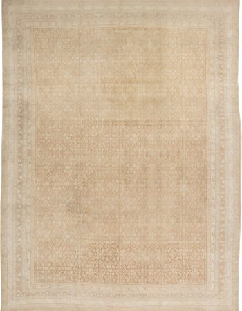 Antique Indian Agra Rug BB2676