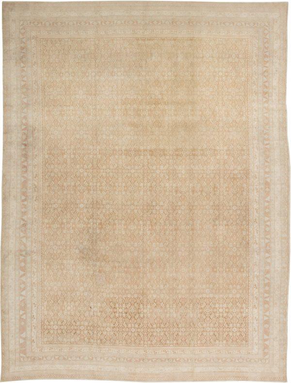 Antiguidade indiana Agra Rug BB2676