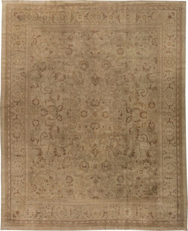 Large Antique Indian Amritsar Rug BB4996