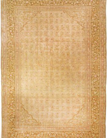 Antique Indian Amritsar Carpet BB0905