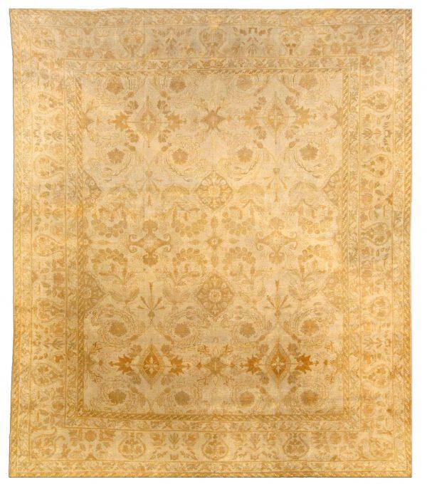 Antique Indian Amritsar Carpet (size adjusted) BB2126