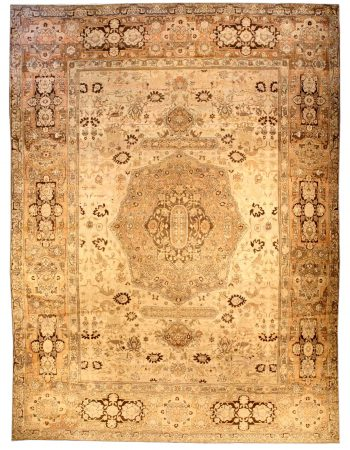 Large Antique Indian Amritsar Rug BB2633