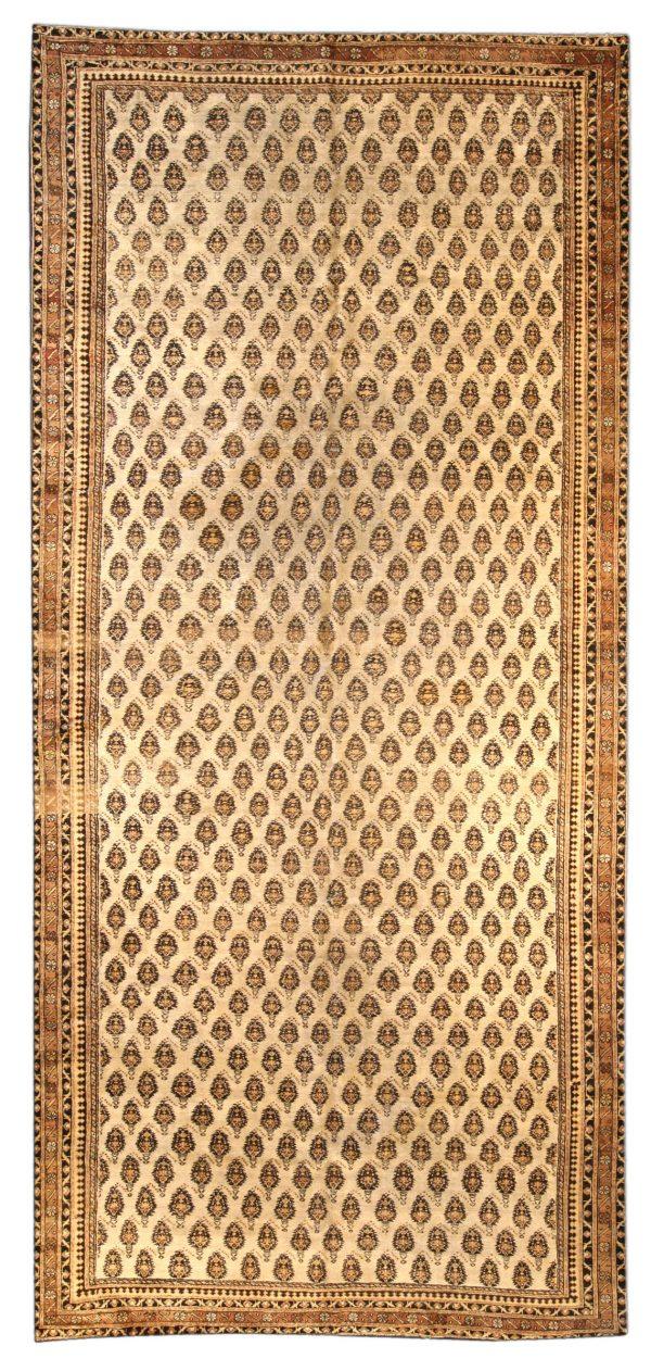 Vintage Indian Amritsar Carpet BB4108