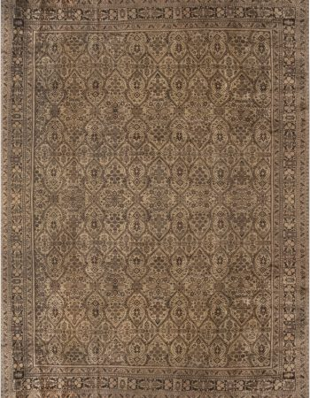 Antique Indian Amritsar Carpet BB3706