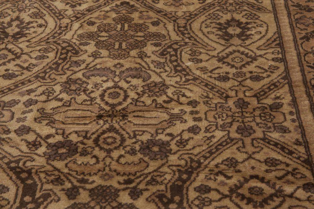 Antique Indian Amritsar Carpet BB3706