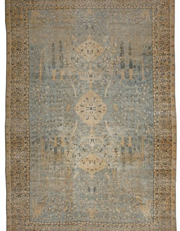 Indischer Vintage Teppich BB4923
