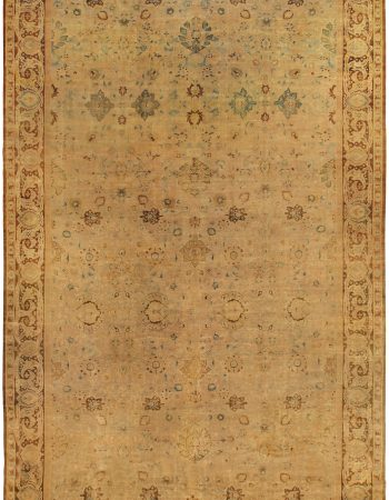 Oversized Vintage Indian Rug BB5280