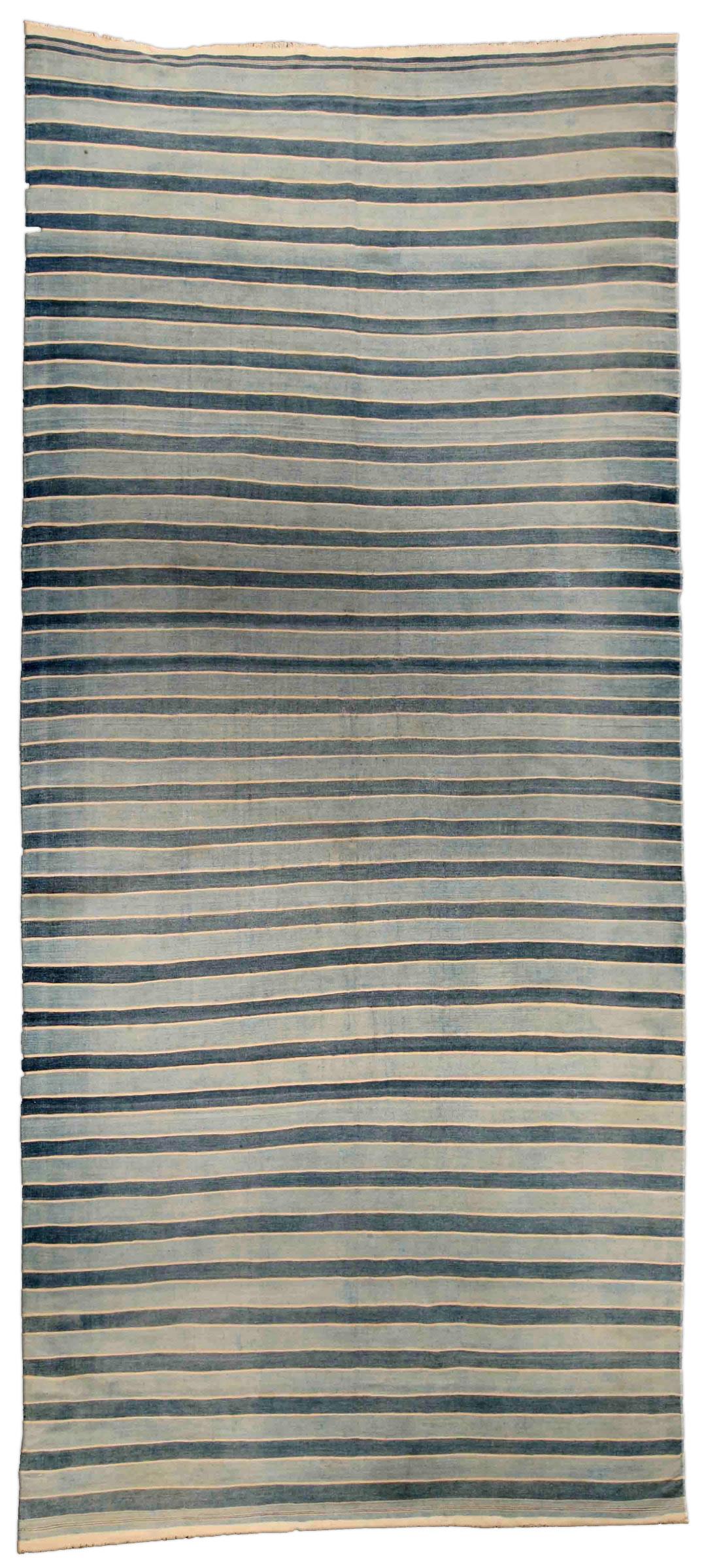 Vintage Indian Dhurrie Carpet BB4309