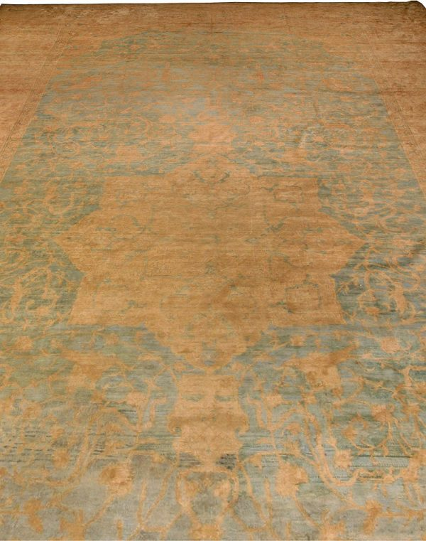 Antique North Indian Rug BB4590