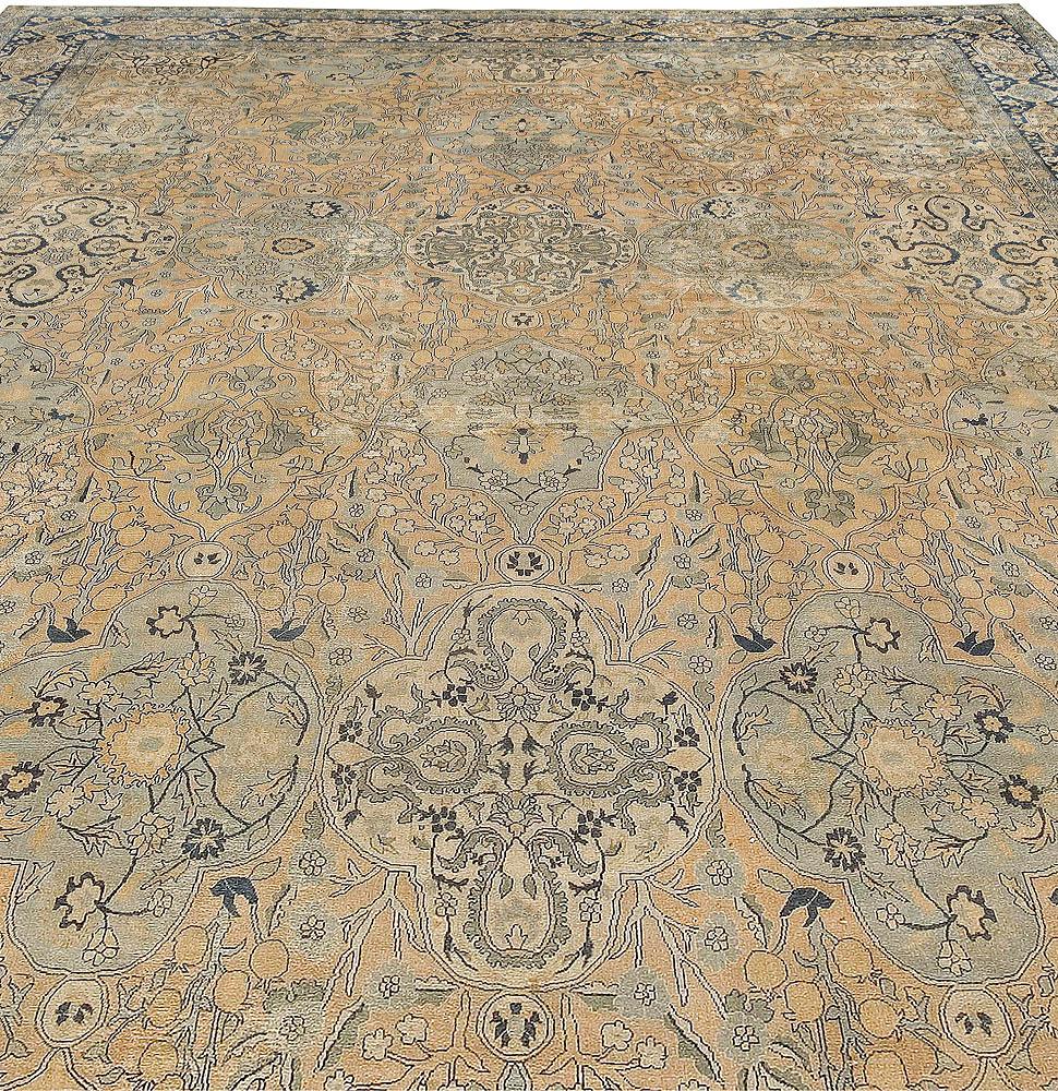 Antique Indian Carpet BB3581
