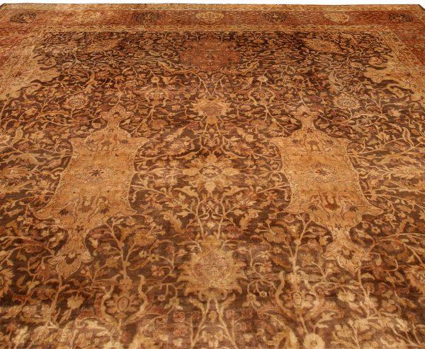 Antique Indian Carpet (size adjusted) BB0670