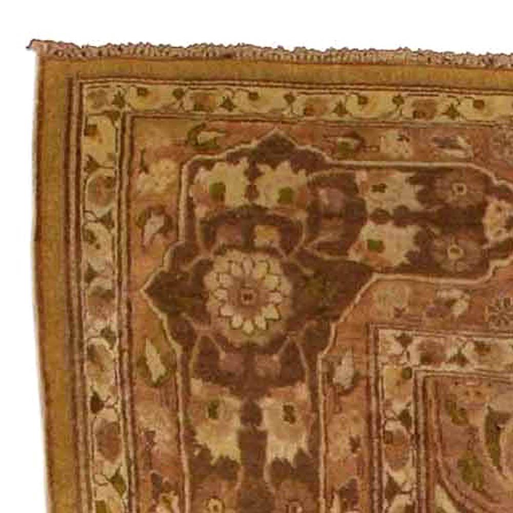 Antique Indian Carpet BB4191