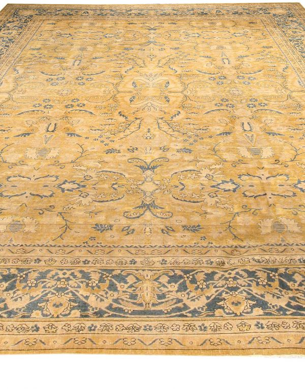 Antique Indian Carpet BB3811
