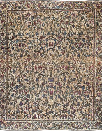 Oversized Antique Indian Carpet BB0920