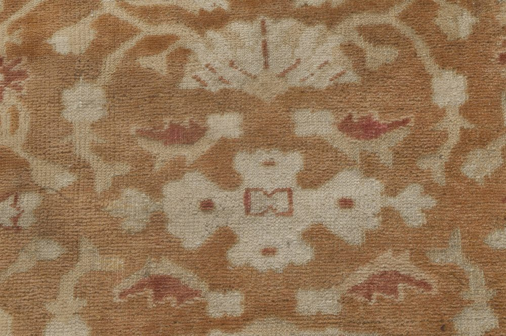 Antique Indian Amritsar Rug BB3888