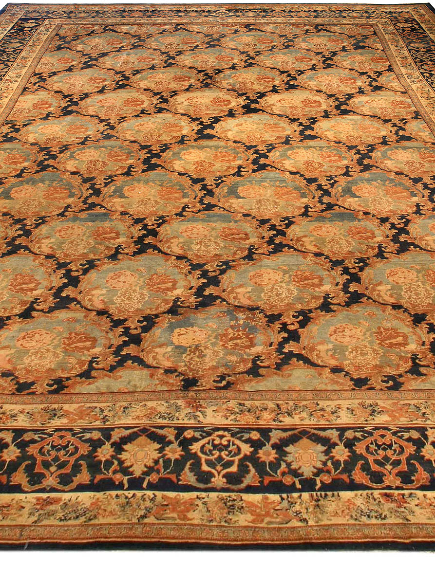 Large Antique Bidjar Rug (Size Adjusted) BB3931