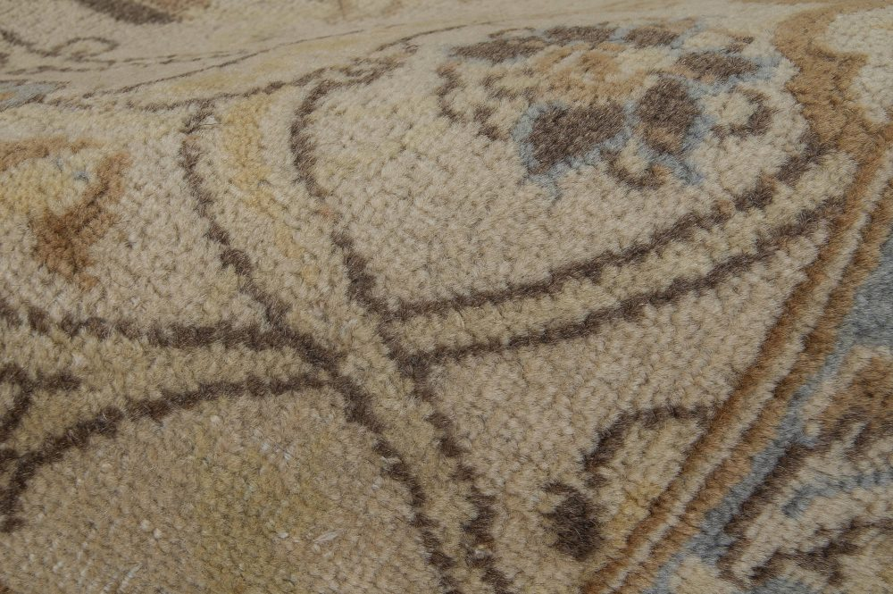 Antique Persian Kashan Rug BB2998
