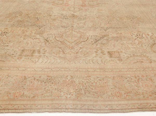 Antique Persian Kashan Rug BB4452