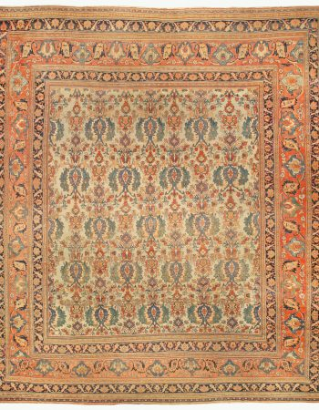 Grande Antique Persian Khorassan Rug BB4297