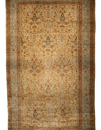 Antique Persian Rug Khorassan BB4668