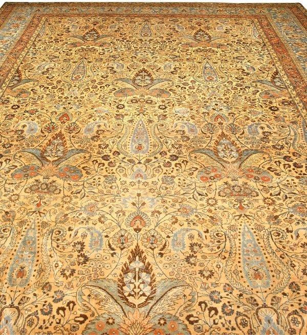 Antique Persian Khorassan Rug BB4668