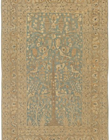 Antique Persian Rug Khorassan BB5944