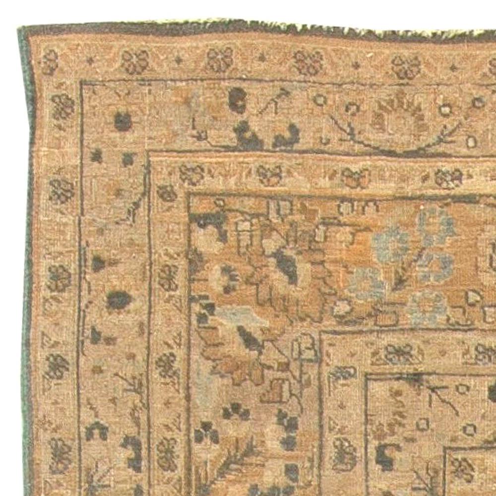 Antique Persian Khorassan Rug BB5944