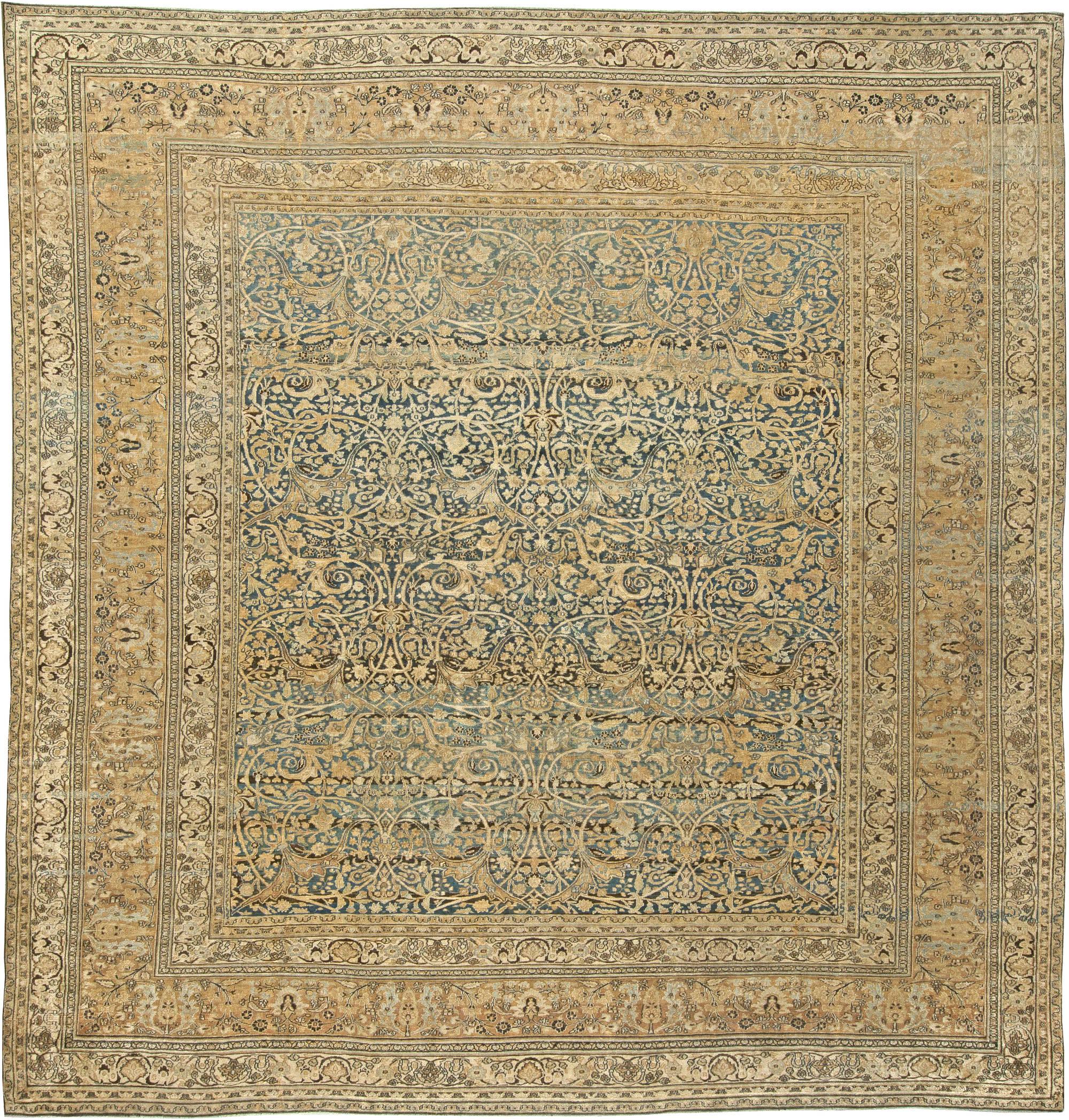 Antique Persian Khorassan Rug BB5793