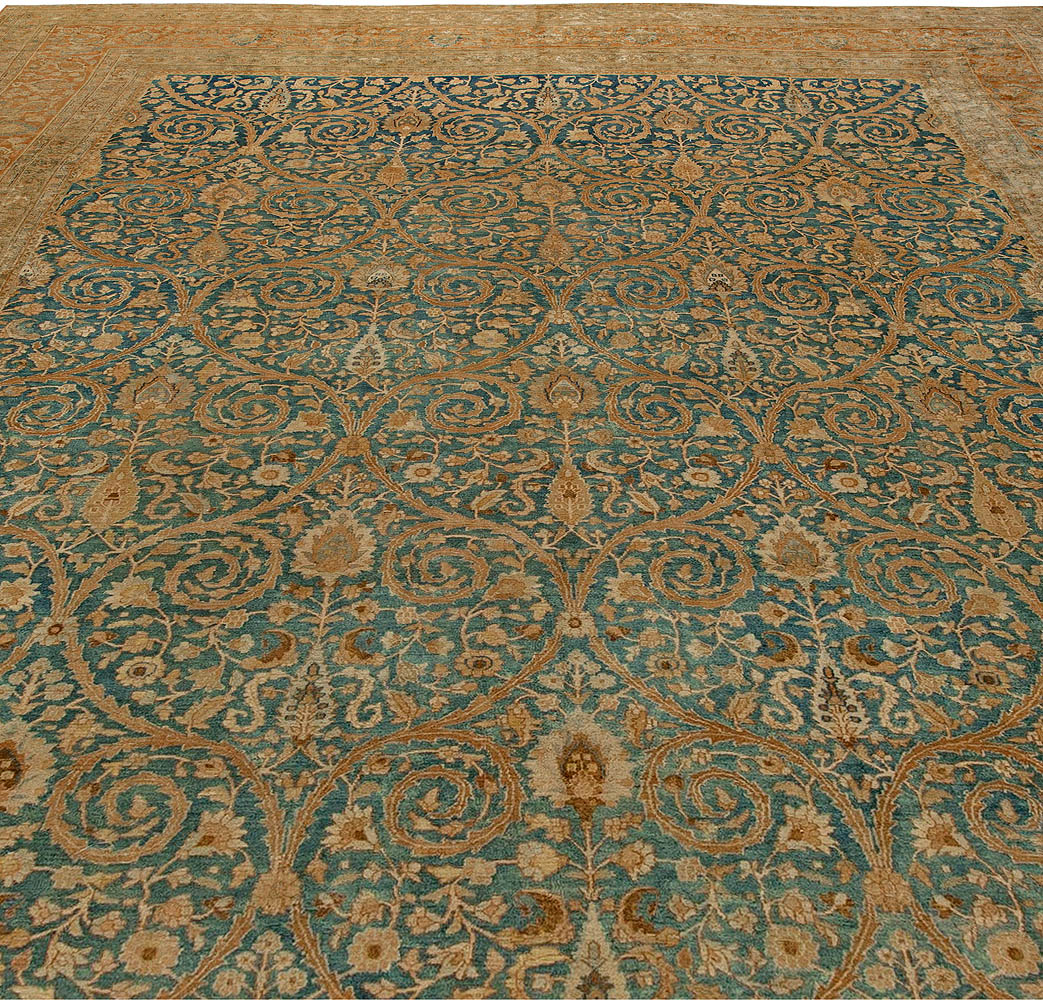 Antique Persian Khorassan Rug BB5704