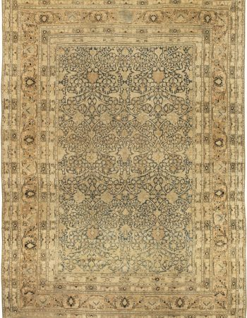 Antique Persian Rug Khorassan BB6382