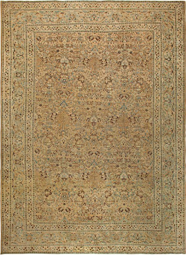 Übergroße Antike Perser Khorassan Teppich BB5814
