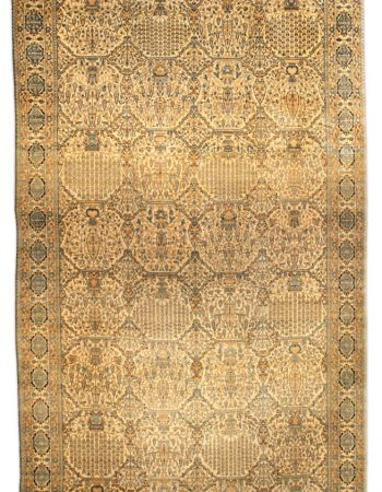 Antique Persian Kirman Rug BB3121