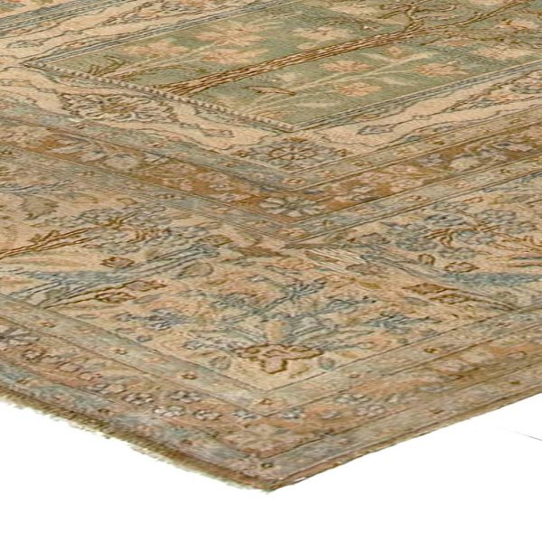 Antique Persian Kirman Carpet BB3486
