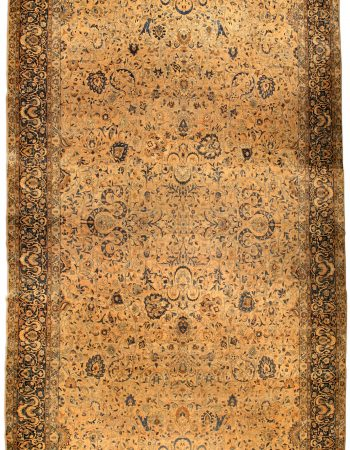 Oversized Antique Persian Kirman Carpet BB4201