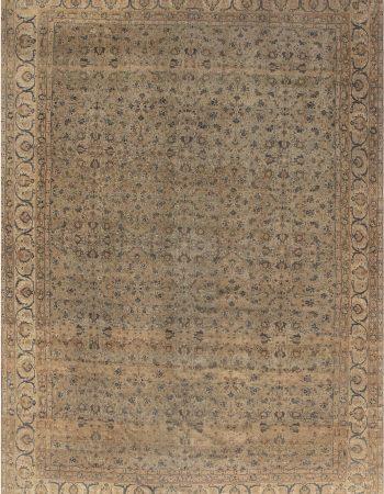 Antique Persian Kirman Rug BB4561