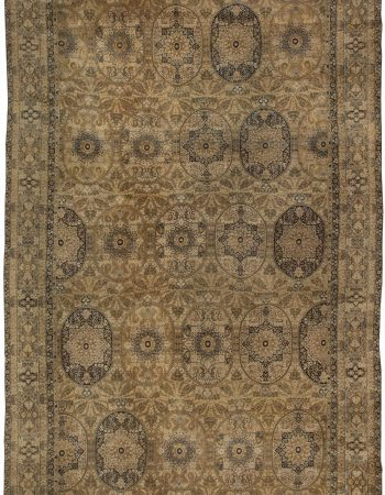 Oversized Antique Persian Kirman Carpet BB0940