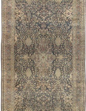 Antique Persian Kirman Carpet BB0314