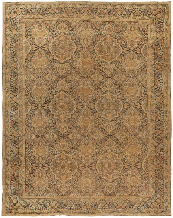 Antique Persian Kirman Rug BB1790