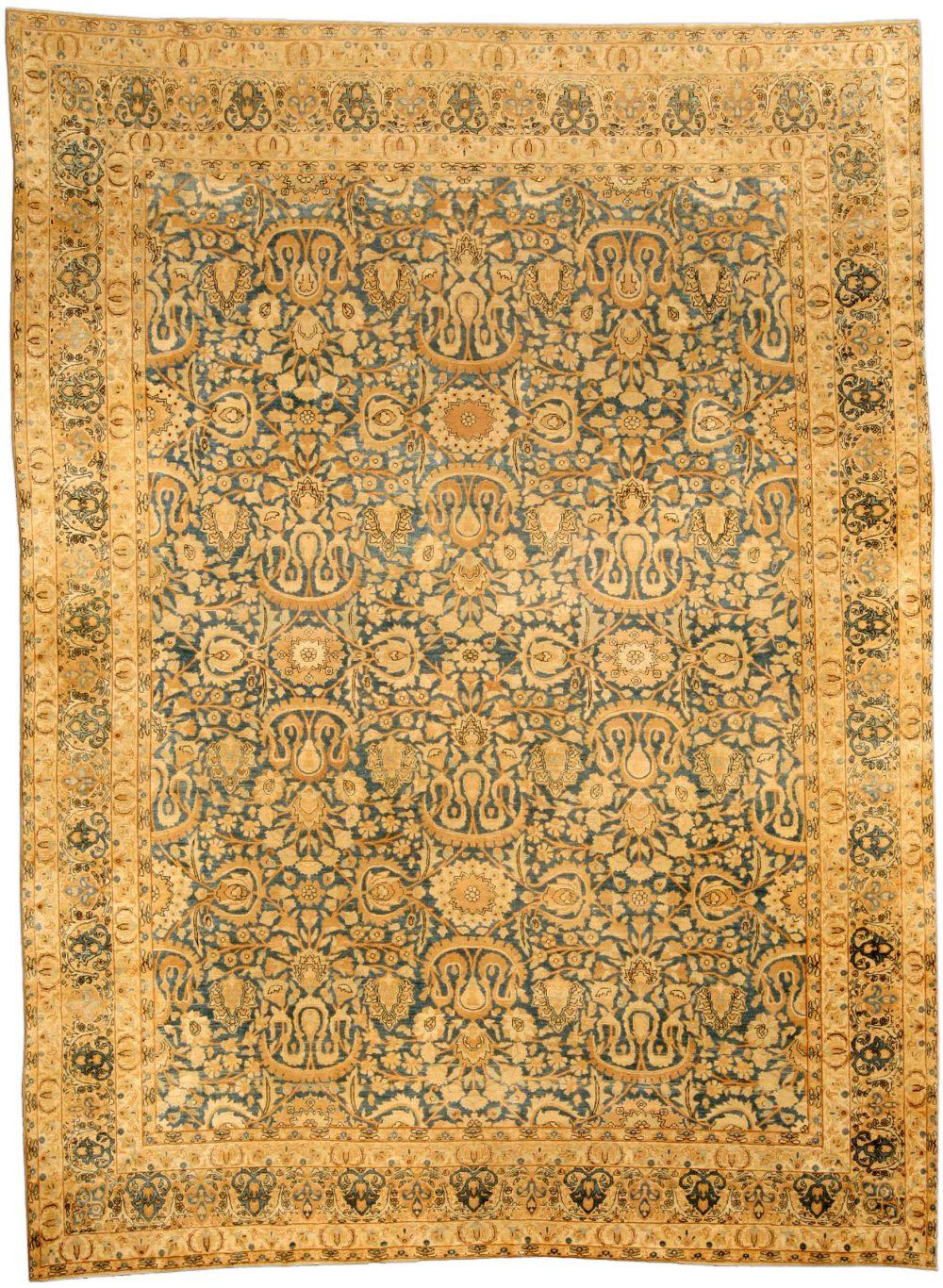 Antique Persian Kirman Rug BB3763